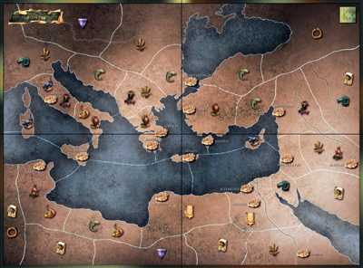 "Photo extraite du jeu ""Mare Nostrum"""