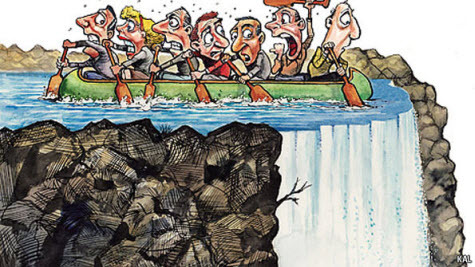 The Economist, January 15th-21st 201, The euro crisis: time for Plan B