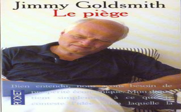 """Repenser l'Europe"" selon Jimmy (Goldsmith)"